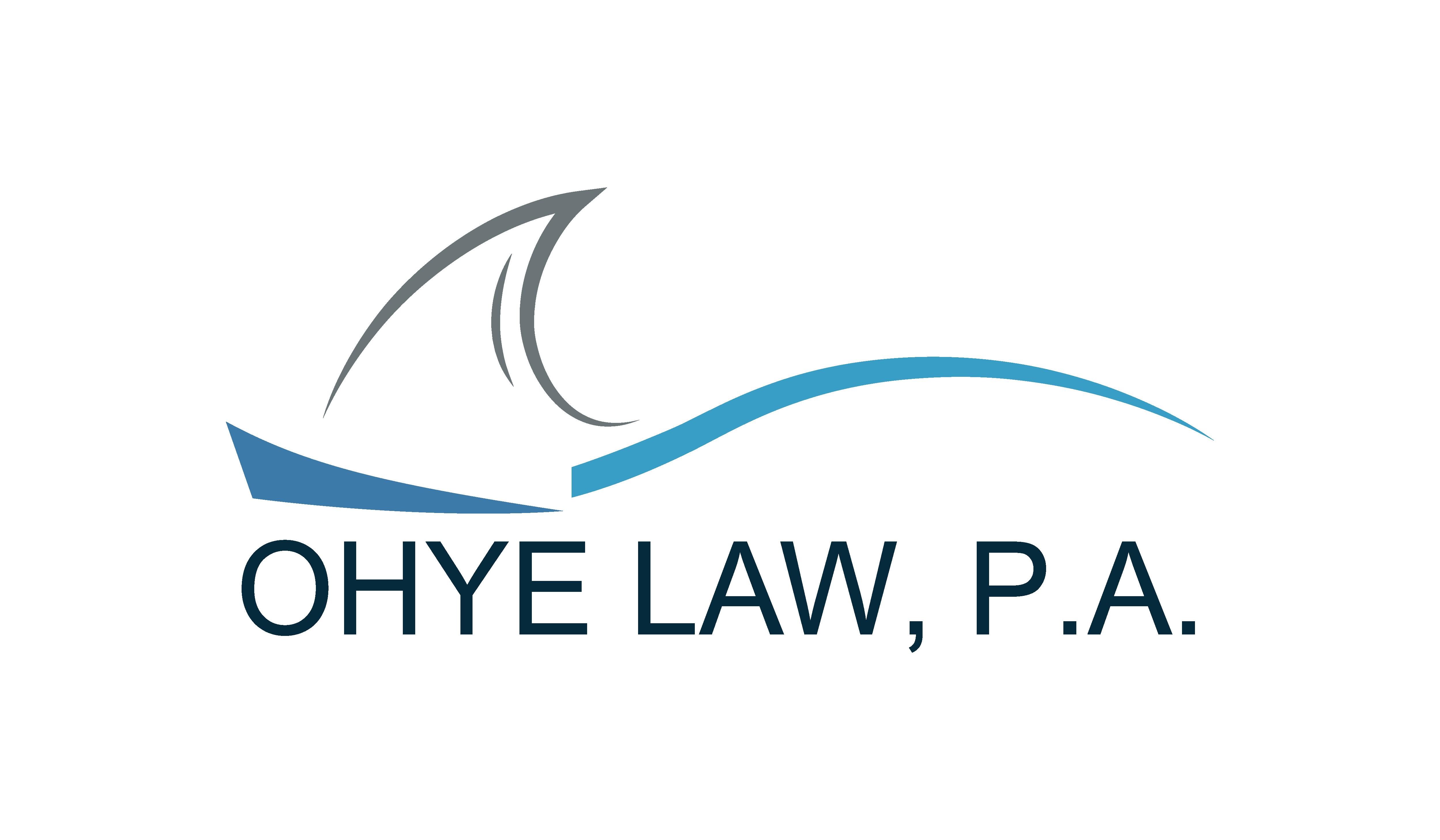 ohye law website development client